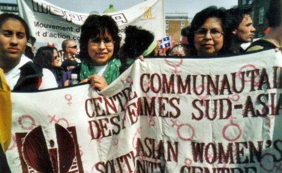 marching for justice 01 1998