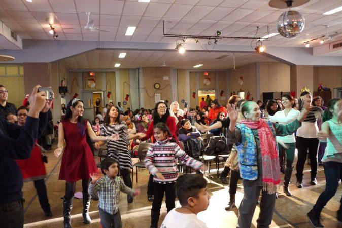 Regular community events and celebrations!