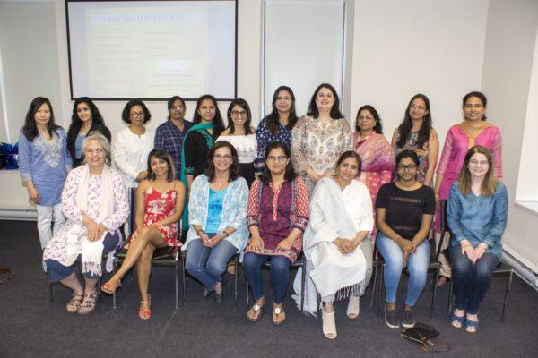 Un Comité exécutif et une équipe de collaboratrices dédiées